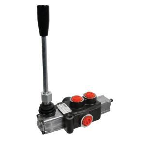 "Gopart Stuurventiel MBV4-A8G-KZ1 - MBV41003GP | 1 sectie | 250 bar | Nitrilrubber (NBR) | -20 +80 | 180 bar | Open circuit | 35 l/min | 50 bar | 3/8"" | Manual operation | Inbusschroef"