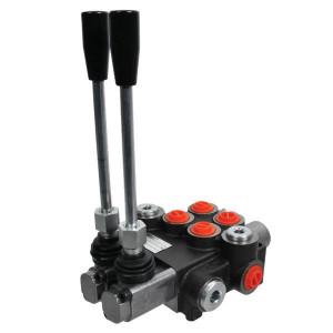 """Gopart Stuurventiel MBV5 A1A1(G3/8)KZ1 - MBV52001GP   1-5 secties   250 bar   Nitrilrubber (NBR)   -20 +80   180 bar   60 mm   A1, A1   129 mm   Open circuit   40 l/min   50 bar   3/8""""   Manual operation   Inbusschroef"""
