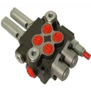 """Gopart Regelventiel MBV5 A1V-A1V-G - MBV52011GP   1-5 secties   250 bar   Nitrilrubber (NBR)   -20 +80   180 bar   60 mm   A1V, A1V   129 mm   40 l/min   50 bar   3/8""""   5250 bar   Inbusschroef   3/8"""""""