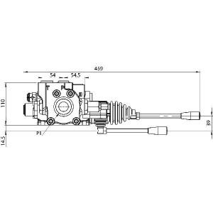 Gopart Sectieventiel, 8 secties - MBVA8001