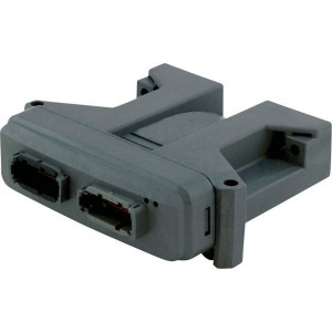 Danfoss ECU I8 O8(24A) 1------ - MC024120   11131280   2x12 pin Deutsch   24/8 A sourcing/sinking   9 < > 36 V