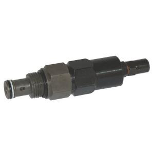 Walvoil Drukregelventiel patroon - MC10A0S2B | 85 mm | 27.5 mm | CP10-2 | Extern | 40 l/min | 50 200 bar | 35 40 Nm