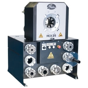 "Gates Elektr. pers 12V - 1""1/4 - MCX2512 | 115 kg | 12V DC, 1,8 kW | 1.300 kN"