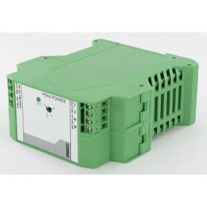 Phoenix Contact Voeding 10-15VDC, 2A, Phoenix - MINIPS100240AC1015DC | 67.5x99x107 mm | 100V AC...240VAC V | 85...264 V | 90...350 | 45 ...65Hz Hz | 12VDC ±1% V | 10..15VDC V