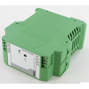 Phoenix Contact Voeding 24VDC - 2A Phoenix - MINIPS100240AC24DC2 | 45x99x107 mm | 100V AC...240VAC V | 85...264 V | 90...350 | 45 ...65Hz Hz | 24VDC ±1% V | 22,5...28,5VDC V