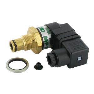 "MP Filtri Indicator elektrisch - MP9E7 | DLE50HA050P01 | 420 bar | 1/2"" BSP | Electric Visual | MSH FMP FHP FMM | 5 bar +/10%"