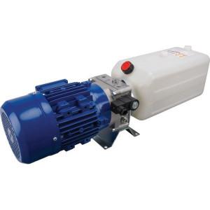 MPP 400VAC 1.1kW 8Ltr 3.2cc - MPP85C001 | 8 l ltr. | 4,65 l/min | 3,2 cm³/rev | 120 bar | 1450 Rpm omw./min. | 1,1 kW