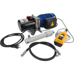 MPP 230VAC 0.55kW 1Ltr 0.9cc - MPP85E001 | 1 l ltr. | 1,2 l/min | 0,9 cm³/rev | 210 bar | 1450 Rpm omw./min. | 0,55 kW