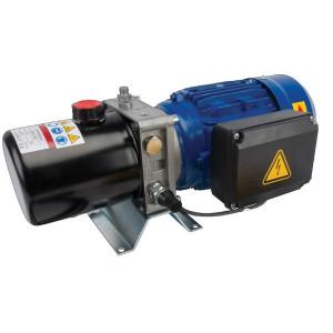 Unit voor de MPP85E001 - MPP85E901 | 1.5 l ltr. | 1.3 l/min | 0,9 cm³/rev | 100 bar | 1450 Rpm omw./min. | 0,8 kW | 230 V
