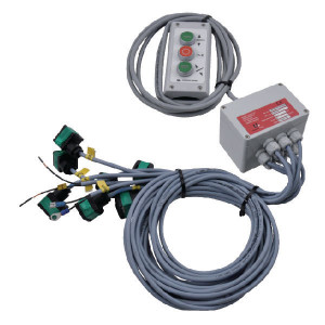 Elektrische bediening 3 knoppen - MPP85G002