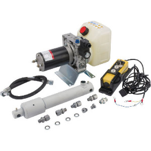 Sneeuwploeghefset Quad 12VDC - MPP85H001 | 1.5 l ltr. | 0,6 cm³/rev | 100 bar | 0,8 kW | 12 V