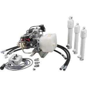 MPP Unit sneeuwploeg compleet - MPP85H002 | 1.5 l ltr. | 0,9 cm³/rev | 100 bar | 0,8 kW | 12 V