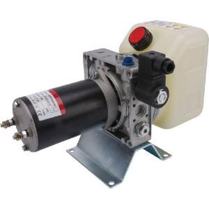 Unit voor de MPP85H001 - MPP85H901 | 1.5 l ltr. | 0,6 cm³/rev | 100 bar | 0,8 kW | 12 V
