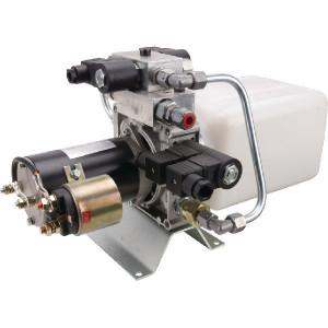Unit voor de MPP85H003 - MPP85H903 | 1.5 l ltr. | 0,9 cm³/rev | 100 bar | 0,8 kW | 12 V