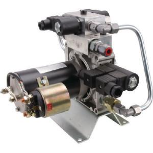 Unit voor de MPP85H004 - MPP85H904 | 3 l ltr. | 1,2 cm³/rev | 100 bar | 0,8 kW | 24 V