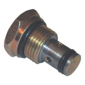 "MPP cavityplug SAE 8-2 + extra 1/4"" aansl. 2 - MPPPSAE82P"