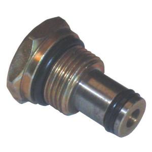 "MPP cavityplug SAE 8-2 + extra 1/4"" aansl. 1 - MPPPSAE82T"