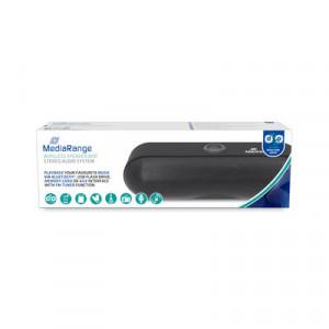 MediaRange Bluetooth speaker - MR734 | Draagbaar | 2 x 3W | 199 x 55 x 60 | 10 meter