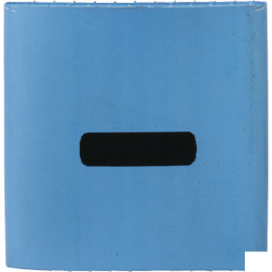 Slangmarkering 19mm blauw min - MT19BUN | Krimpkous