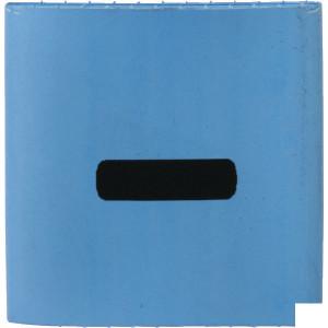 Slangmarkering 25mm blauw min - MT25BUN | Krimpkous