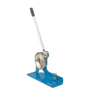 Lage-druk slangenpers - ND316E | 11,9 kg | Zwart gefosfateerd | Handpomp | 8 tot 22 mm.