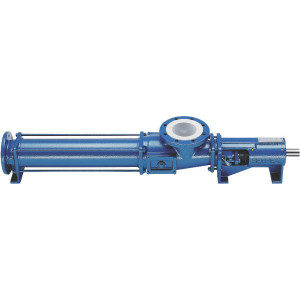 Seepex Excenter-schneckerpomp - NS356L | 2 bar | 540 Rpm omw/min | 55.02 m³/h m³/h | 250 Nm | 7,2 Nm