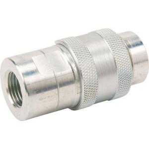 "Parker Koppeling 1/2"" - NS5018FB | 75,4 mm | 1/2"" Inch | 39,2 mm | 1/2"" | 1 1/4"" Inch"