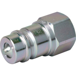 "Faster Snelkoppeling NV 5/8 - NV1258SAEM | Eenvoudig te bedienen | 1/2"" | 300 bar | 7/8 UNF"