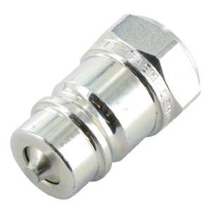 "Faster Insteeknippel 1"" BSP - NV1GASM | 31,3 mm | 1"" 25 | 230 l/min | 1"" BSP | 132 mm | 230 bar"