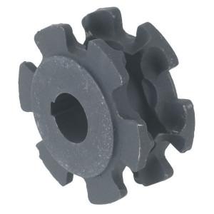 Nestenwiel 10x28 6N 35R-10 - NW102862 | 2,45 kg | 10x28 mm | 125 mm | 10 mm