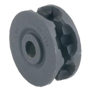 Nestenwiel 9x27 6N 25R - NW9276000 | Bergmann | 9 x 27 mm | 115 mm