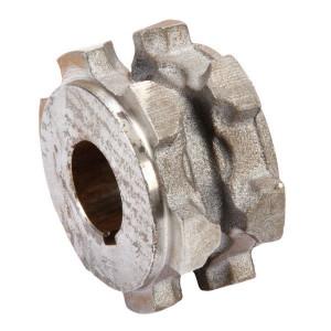 Nestenwiel 9x27 6N 40R-10 - NW92764 | 2,3 kg | Bergmann | Gesloten | 9x27 mm | 115 mm | 10 mm