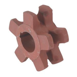 Nestenwiel 9x31 5N 40R-10 - NW93155 | 135.01.054.0 GGG60 | 2,8 kg | Pöttinger | 9x31 mm | 115 mm | 12 mm