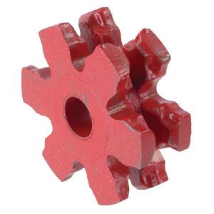 Nestenwiel 9x31 6N 30R - NW9316001 | 540100191 | Pöttinger | 9x31 mm | 135 mm