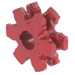 Nestenwiel 9x31 6N 40R-12 - NW93163 | 540010540 | Pöttinger | 9x31 mm | 135 mm | 12 mm
