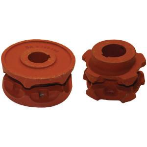 Nestenwiel 9x31 6N 40R-12 - NW93165 | 270011061 | 2,8 kg | Fristein | 9x31 mm | 133 mm | 12 mm