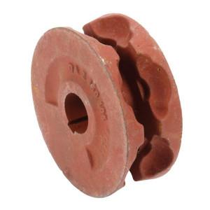 Nestenwiel 9x31 6N 32R-10 - NW93169 | 2,8 kg | Fristein | Gesloten | 9x31 mm | 133 mm | 10 mm