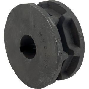 Nestenwiel 9,5x27 7N 40R-10 - NW952774 | 2,4 kg | Gesloten | 9,5x27 mm | 135 mm | 10 mm