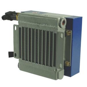 Emmegi Oliekoeler (230V) 38-50'C 2010K-01-2-01 - OK201022001 | 20 bar | Max. 20 bar bar | 40 l/min | 40 48°C | AC 230 Volt | 67 dB(A) | 175 mm | Zuigend | 175 mm | 175 mm