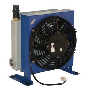 Emmegi Oliekoeler (400V) 38-50'C 2015K-03-2-01 - OK2015380VAC | 20 bar | 70 l/min | 40 48°C | AC 230 400 Volt | 69 dB(A) | 200 mm | Zuigend | 157 mm | 200 mm