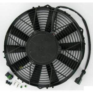 Emmegi Ventilator 12VDC zuigend - OK9202430N | 0,11 kW | 280 mm | 2024K 12VDC | 72 dB(A)