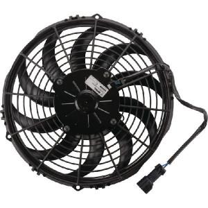 Emmegi Ventilator 2024-24VDC Motor/waaier/ rooster blazend - OK9202435NB | Blazend | 0,11 kW | 280 mm | 2024K 24VDC | 74 dB(A)