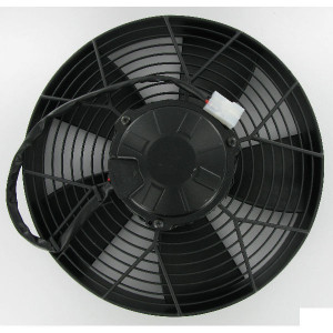 Emmegi ventilator 12VDC zuigend - OK92050302 | 0,15 kW | 280 mm | 2050K 12VDC, HPA30 12VDC | 76 dB(A)