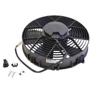 Emmegi ventilator 24VDC zuigend - OK92050352 | 0,15 kW | 280 mm | 2050K 24VDC, HPA30 24VDC | 79 dB(A)