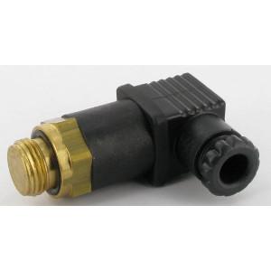 Emmegi Temperatuursch. 48-60'C oliekoeler - OK95060 | TM46/A1 | -20 t/m 120 | 1/2'' BSP | DIN 40050 IP65 | 200 bar