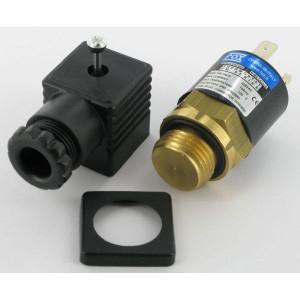Emmegi Temperatuursch. 78-90'C oliekoeler - OK98090 | TM49/A1 | -20 t/m 120 | 1/2'' BSP | DIN 40050 IP65 | 200 bar