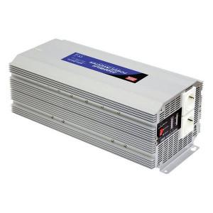 Mean Well Spanningstransformator 12V / 230V, 2500W - OMV122302500 | 2.500 W | 5.000 W | 430x210x159 mm | 12V DC V | 10-15V DC | 230V +/10% V Volt | Gemodificeerde Sinus | 50 +/1 Hz | < 0,25 A