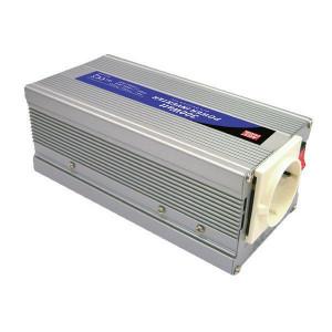 Mean Well Spanningstransformator 12V / 230V, 300W - OMV12230300 | 165x88x74 mm | 12V DC V | 10-15V DC | 230V +/10% V Volt | Gemodificeerde Sinus | 50 +/1 Hz | < 0,36 A
