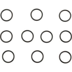 O-ring 20,30 x 2,62 90SH 10st. - OR203026290P010 | Precisie O-ring | Nitrilrubber (NBR) | DIN 3771 | 90 ° SH | 20,3 mm | 2,62 mm