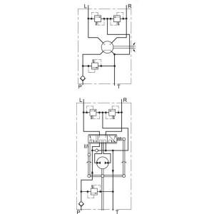 Danfoss Orbitrol - OSPM32PB150L2149